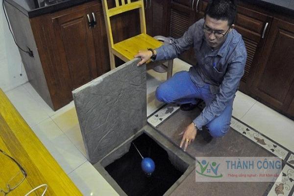 Bể nước ngầm so với bể truyền thống