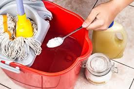 BaKinh Soda dùng để lau sàn nhà